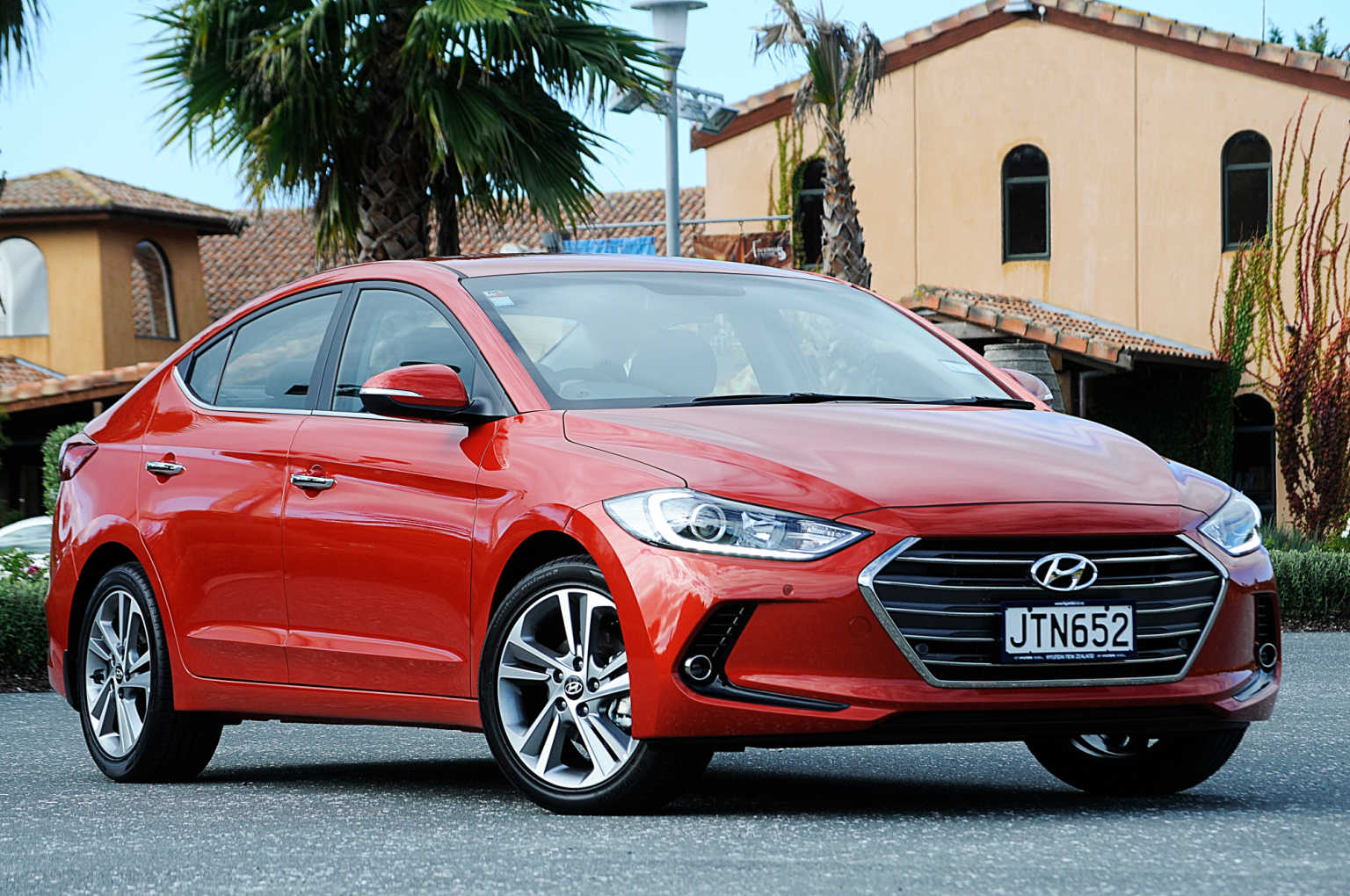 All New Elantra Offers Hyundai S Best Winger Group Nz