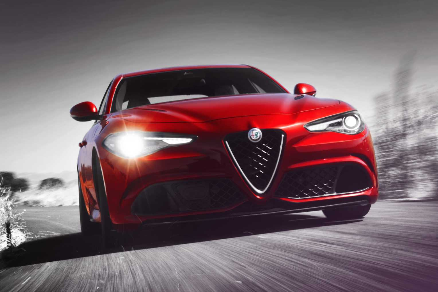 All New Alfa Romeo Giulia To Debut At Goodwood Festival Of Sd