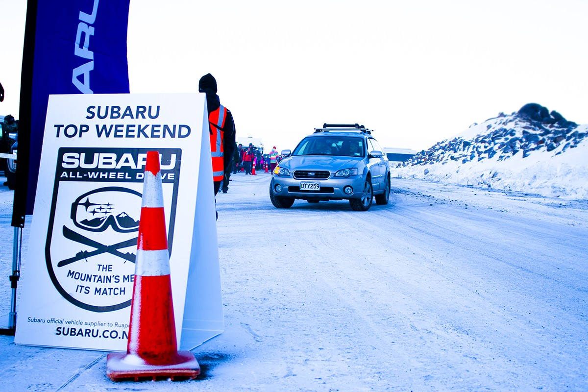 Subaru Top Weekend 2015
