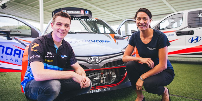Hyundai Press Release - Paddon HNZ scholorship announced 05102016 2