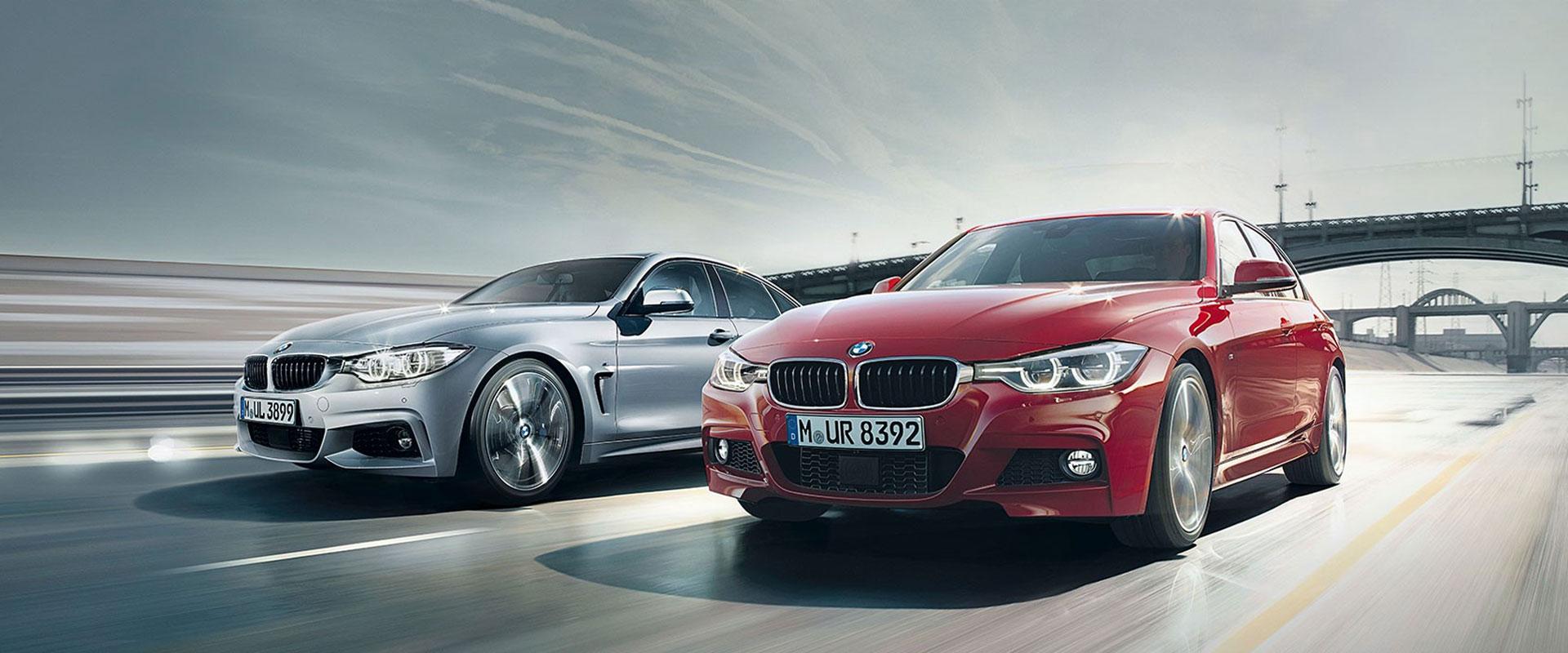 BMW Winger