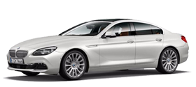 6 Series GranCoupe