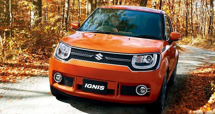 new suzuki ignis steals the show winger group nz. Black Bedroom Furniture Sets. Home Design Ideas