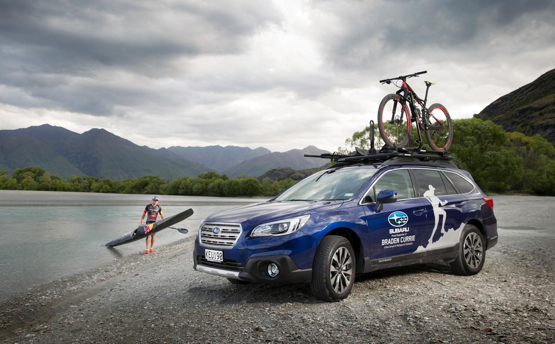 Subaru Brand Ambassador Braden Currie 1