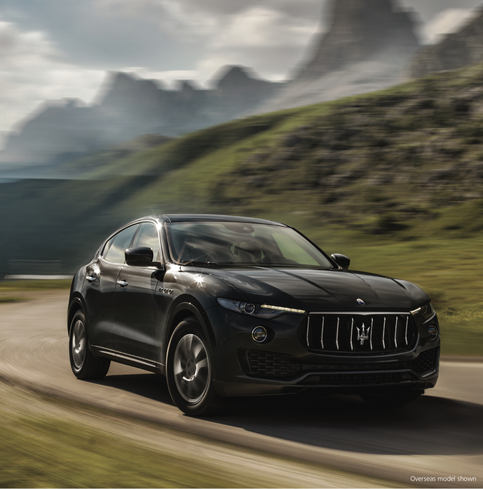 2017 Maserati Levante Suspension: The Luxurious Levante. The Maserati Of SUVs