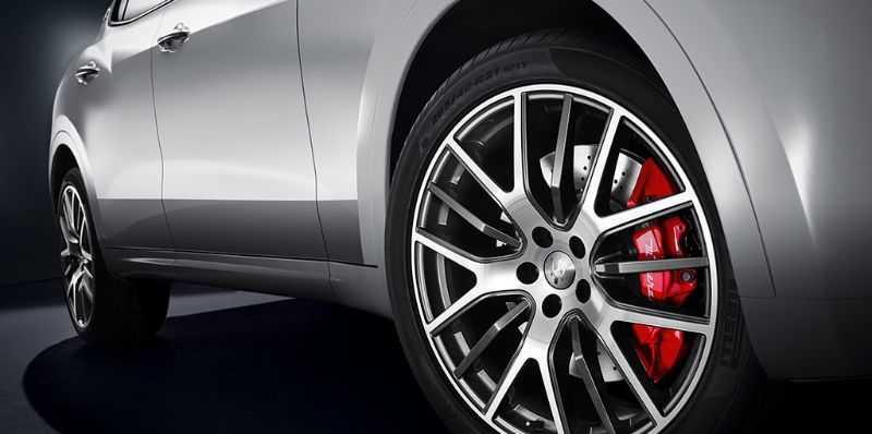 Maserati Levante Alloy Wheel