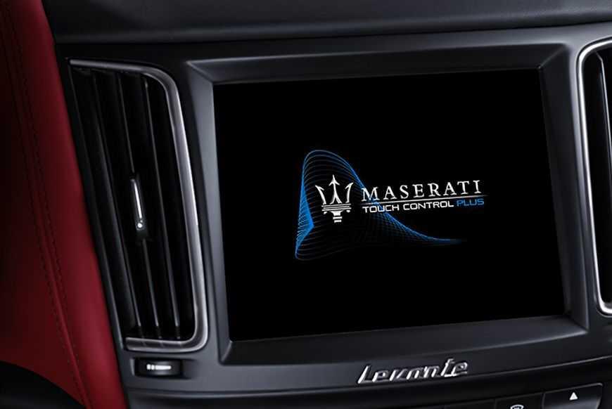 Maserati Levante Touchscreen image