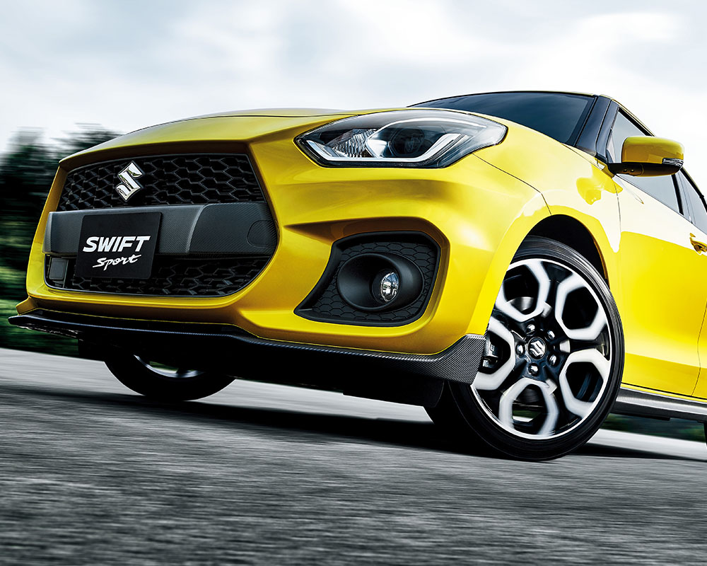 New Suzuki Swift Sport In Showrooms Now Winger Group Nz