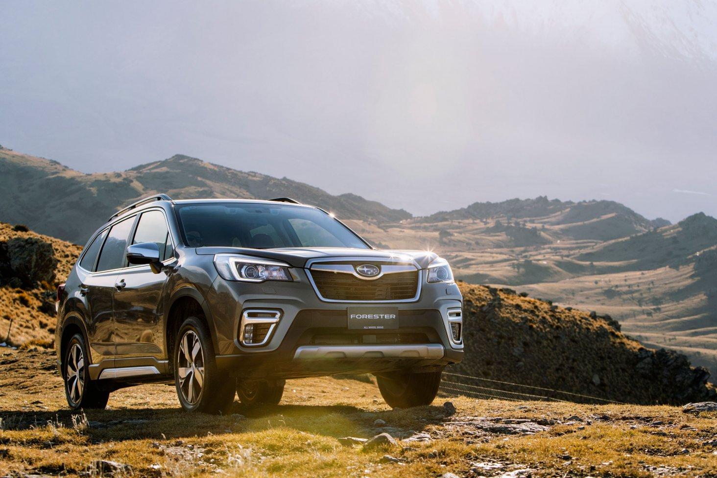 Subaru NZ - new & used sales, service & parts - Winger NZ