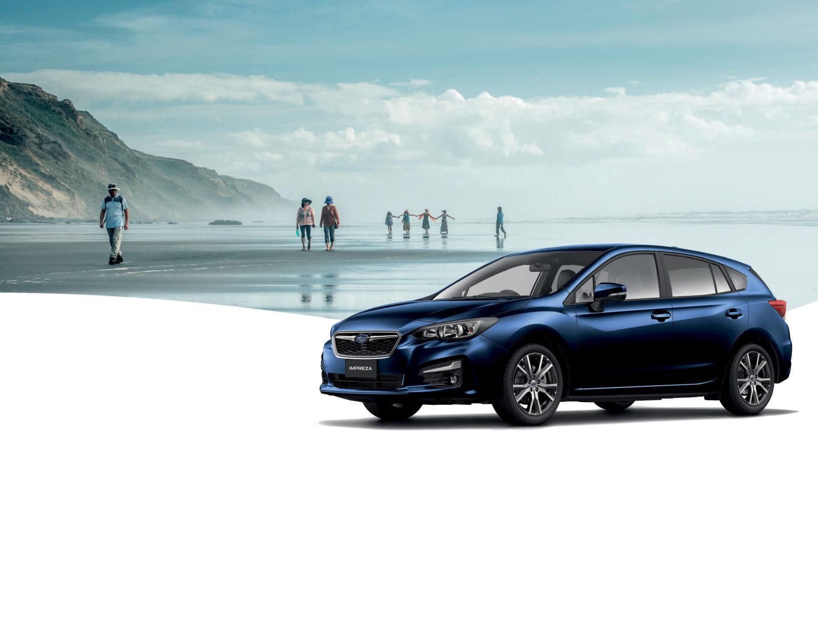 Subaru Nz New Used Sales Service Parts Winger Nz
