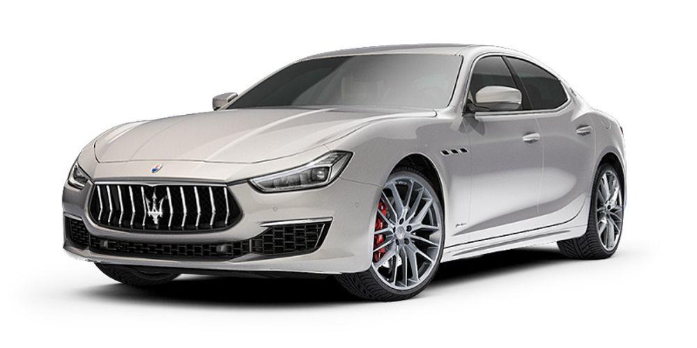 Maserati ghibli_front picture